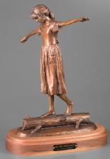Bronze Sculptures of Children