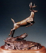Bronze Sculptures of Wildlife